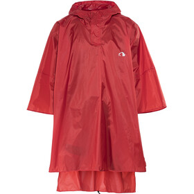 Tatonka Poncho 3 XL-XXL, red